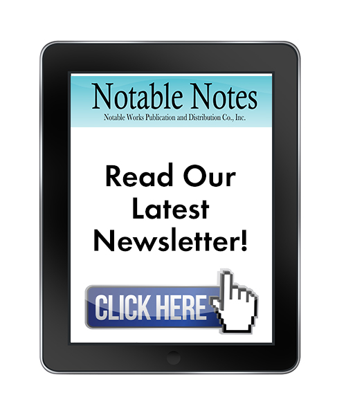 Notable Works Newsletter - Notable Notes